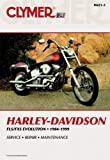 Clymer Harley-Davidson: Fx/Fl Softail Big-Twin Evolution 1984-1999