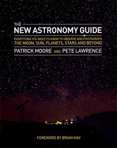 The New Astronomy Guide Book