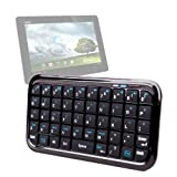 DURAGADGET Mini Wireless Tablet Keyboard For Acer Iconia Tab A500 A510 A100 & W500 Tablets
