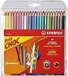 Stabilo Color F186124 Pochette de 24...