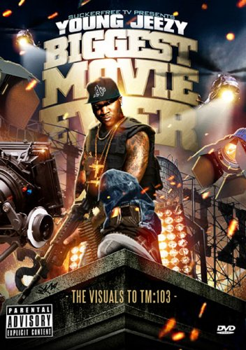 Cover art for  Young Jeezy - Biggest Movie Ever (The Visuals To Tm103)