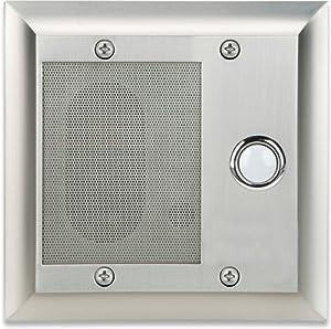On-Q/Legrand F7596-BS Inquire Intercom Door Unit