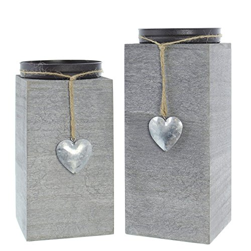 Kerzenhalter-Little-Heart-2er-Set