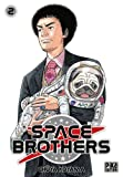 """Afficher """"Space brothers n° 2<br /> Space brothers t2"""""""