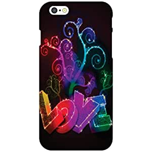Apple iPhone 6S Back Cover Designer Hard Case Printed Cover