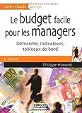 Le budget facile pour les managers