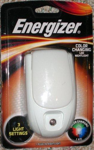 Energizer Color Changing Led Nightlight