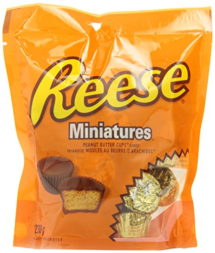 Reese's Peanut Butter Cup Miniatures, 230 Gram