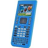 Guerrilla Silicone Case for Texas Instruments TI Nspire CX/CX CAS Graphing Calculator, Blue