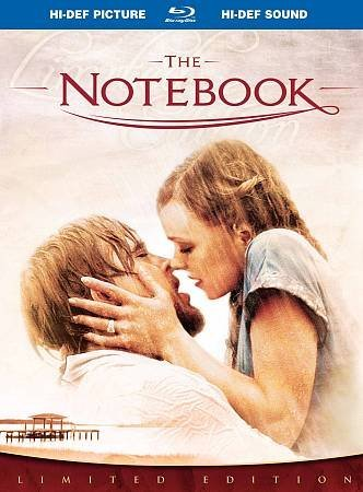 Cover art for  The Notebook (Limited Edition Gift Set) [Blu-ray]