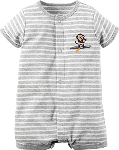 Carters-Baby-Boys-1-piece-Snap-Up-Romper