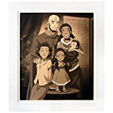 Legend of Korra: Family Portrait Art Print