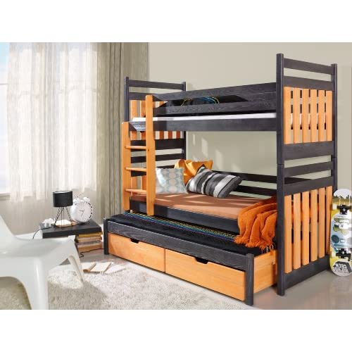 Most Wished 7 Bunk Beds With Stairs