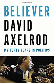 Book Cover: Believer: My Forty Years in Politics