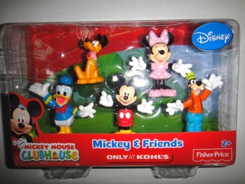 Disney Fisher price Mickey Mouse Clubhouse Mickey