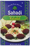 Sahadi Falafel, Vegetable Burger, 12-Ounce Boxes (Pack of 6)