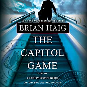 The Capitol Game Hörbuch