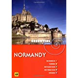 Normandy (AA Essential Spiral Guides)by AA Publishing