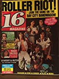 img - for 16 Magazine (February 1976) Bay City Rollers book / textbook / text book