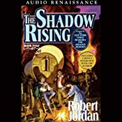The Shadow Rising: Wheel of Time, Book 4 | Robert Jordan