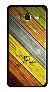 Samsung Galaxy J3 Printed Back Cover