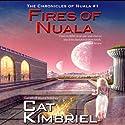 Fires of Nuala Audiobook by Katherine Eliska Kimbriel Narrated by James Patrick Cronin
