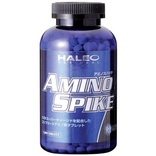 HALEO ハレオ Amino Spike アミノスパイク 1000タブレット アミノ酸サプリメント