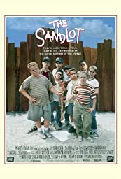 Unframed canvas prit poster The Sandlot Group Movie 24x36inch(60x90cm)