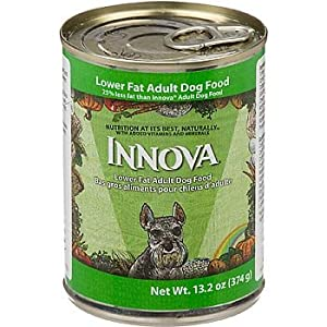 Innova Low Fat Canned Dog Food 12 Pack Canned Wet Pet