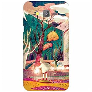 Design Worlds - Samsung Galaxy J5 Designer Back Cover Case - Multicolor Pho...