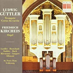 Choral Prelude for Trumpet and Organ: Schm�cke dich, o liebe Seele