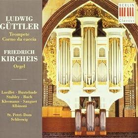 Voluntary in C Major for Trumpet and Organ: Adagio