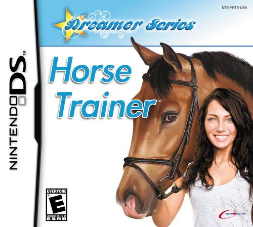 Dreamer Series: Horse Trainer - Nintendo DS