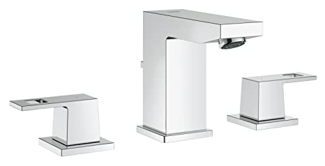 Grohe 20370000 Eurocube 2-handle Bathroom Faucet