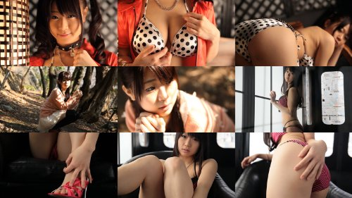 Nice Touch ~触りたくなる一眼レフムービー~ 水月桃子 [DVD]