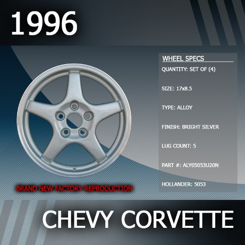 1996 Chevy Corvette Factory 17