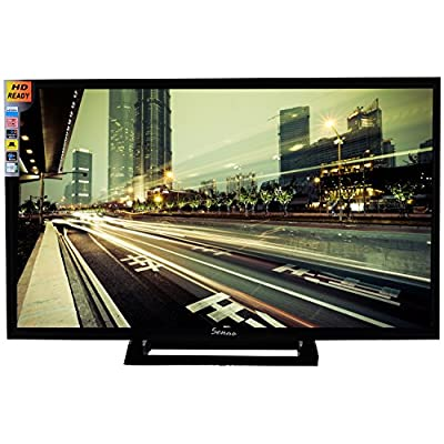 SENAO INSPIRIO LED32S321 32 inches 1366 x 768P 60Hz HD Ready LED Television (Black)