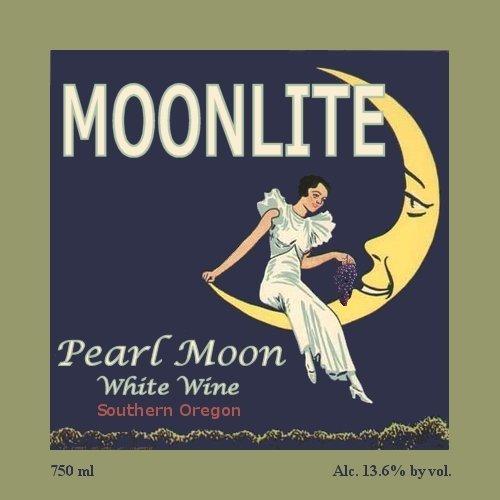 Nv Moonlite Pearl Moon White Blend 750 Ml