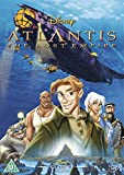Atlantis - The Lost Empire [DVD] [2001]