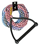 Kwik Tek 4-Section Water Ski Rope 75 ft 4-section Tractor Handle
