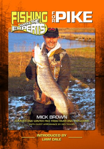 Fishing With the Experts - for Pike [DVD]