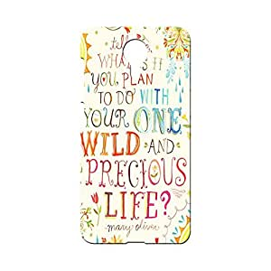 G-STAR Designer Printed Back case cover for Micromax Canvas E313 - G5141