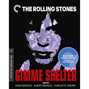 The Rolling Stones  Gimme Shelter  The Criterion Collection   Blu-ray Sonny Barger Gimme Shelter