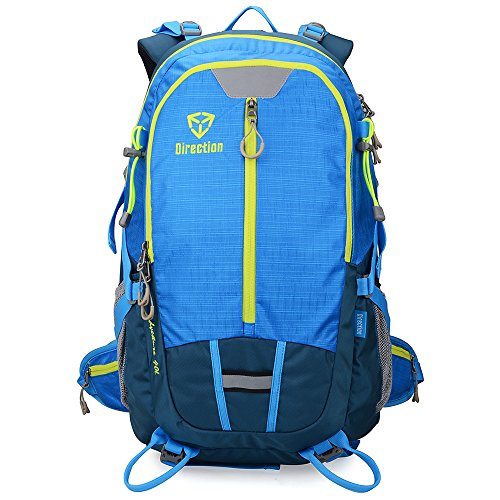 Altosy Unisex Outdoor Sports Hiking Camping Backpack