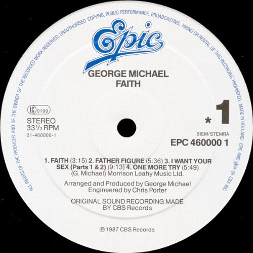 George Michael - George Michael 1 - Zortam Music