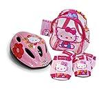 Hello Kitty - Conjunto de protecciones (Saica Toys 9348)