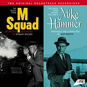M Squad + Mike Hammer