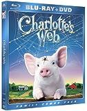 Charlotte's Web (2006) DVD + Blu Ray [Blu-ray]