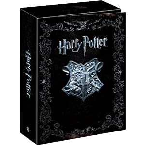 Harry Potter: The Complete 1-8 Film Collection - Limited Numbered Edition (Blu-ray + DVD) Region FREE $88.30 Delivered
