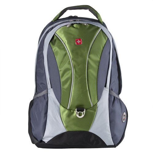 SwissGear Laptop Backpack - Green